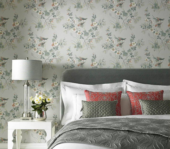 Обои для стен Rosemore Rosemore 1838 Wallcoverings