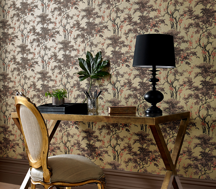 Обои для стен Harewood Avington 1838 Wallcoverings
